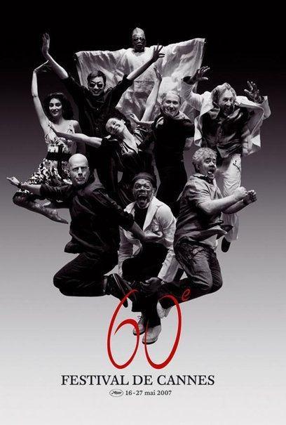 FESTIVAL DE CANNES 2007  Annonce des Dates du Festival et la Sélection  STARS BRAD PITT, CLOONEY, U2, ANGELINA JOLIE, SHARON STONE, LEO DI CAPRIO