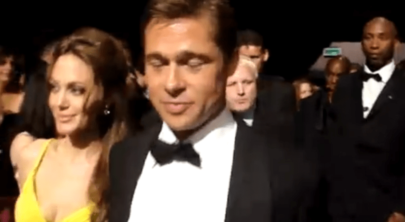 Ocean13 - Brad Pitt - Cannes 2007