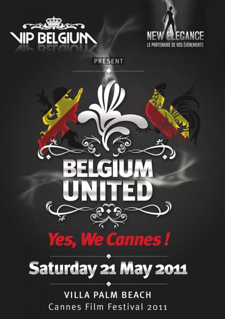 BELGIUM UNITED: YES WE CAN 21 mai by VIP BELGIUM