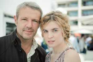 Lambert Wilson & Cécile Cassel ( Audi ) Crédit photo: Shortcut by EM Spirit - https://www.blogdecannes.fr