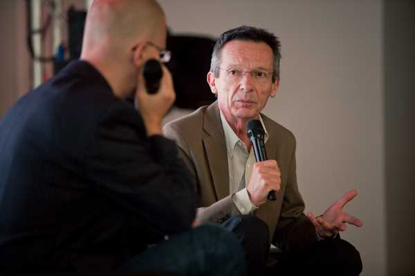 MATER CLASS AUDI CANNES 2011         with Patrice Leconte  (French director)