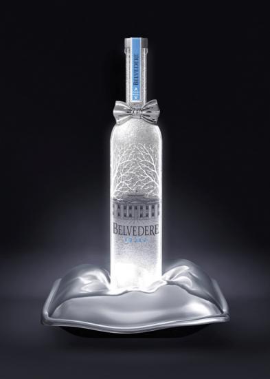 Tenues de Gala pour la vodka Belvedere !