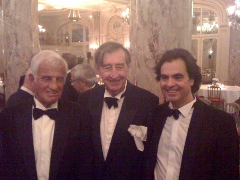 BELMONDO & Jamiroquai Hôtel Martinez (vidéo)  & Palme d'or hommage à Jean-Paul Belmondo, Carlton
