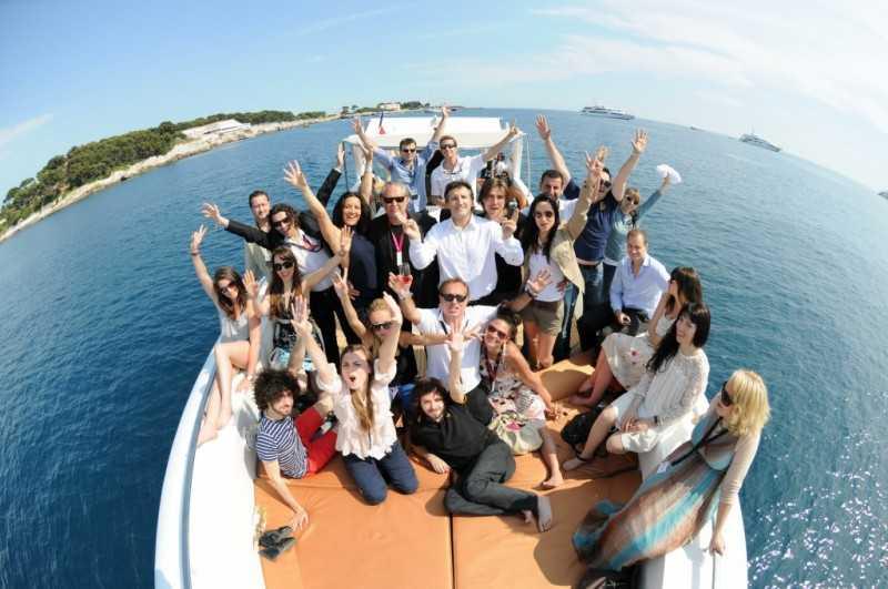 Blog du Festival de Cannes à bord du LPG Boat ! 64th FIF !!! © Anthony Ghnassia