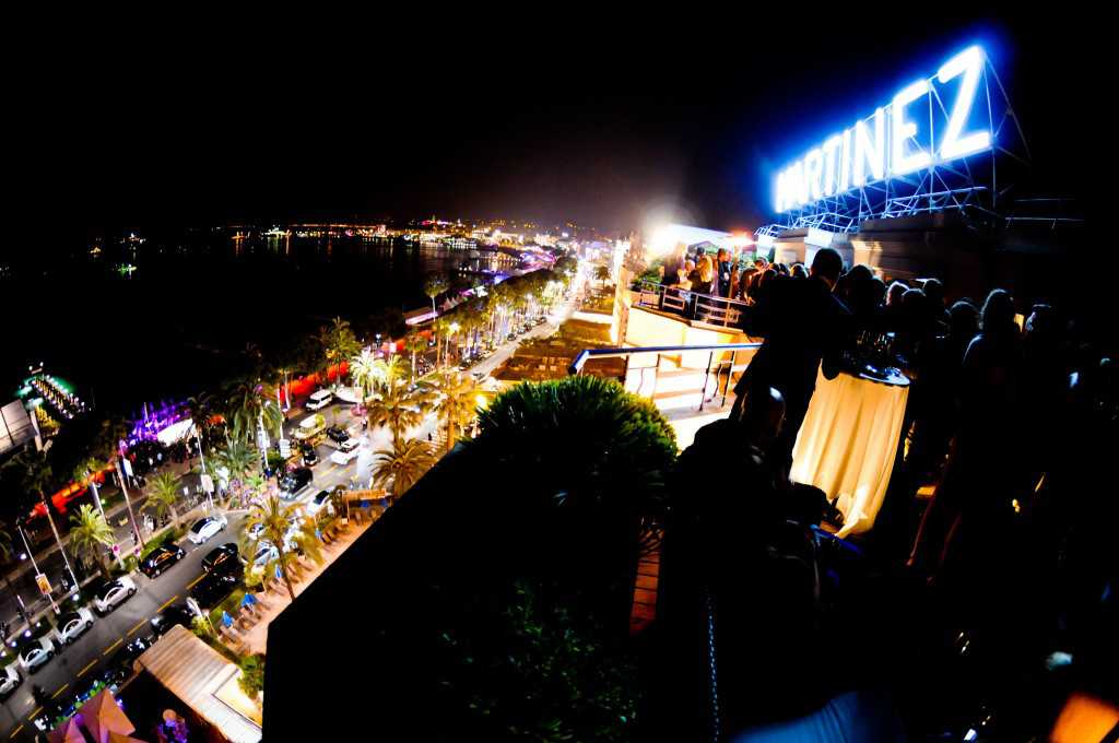 CANNES : People at the l'Oreal party in the Martinez - by Anthonny Ghnassia pour le Blog du Festival de Cannes