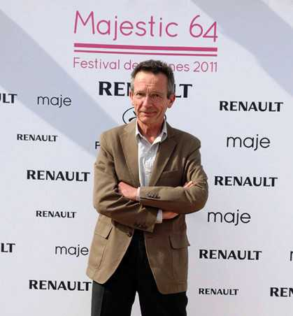 Patrice Leconte French director