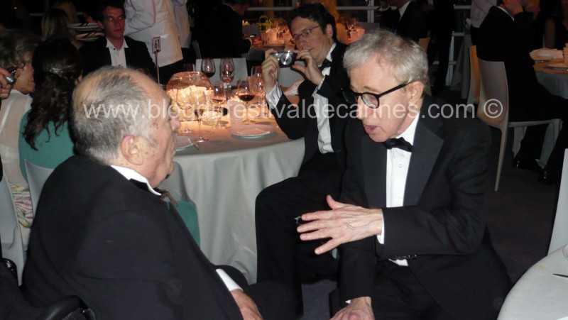 Woody Allen Bernardo Bertolucci - https://www.blogdecannes.fr