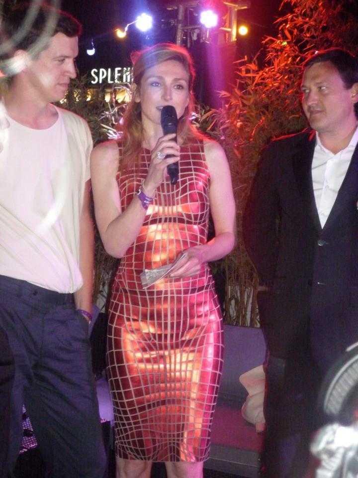 "Queer Palm 2012: Xavier Dolan ""Laurence Anyways"" Julie Gayet"