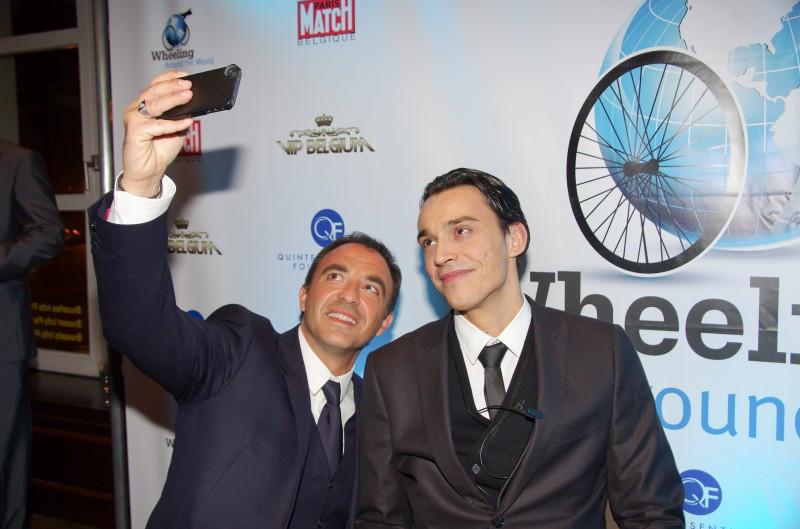 Alexandre et Nikos Aliagas_ Wheeling the World