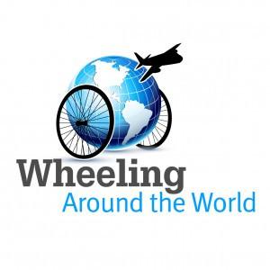 Gala wheeling around thz world-Cannes
