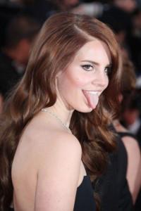 Lana Del Rey- Cannes 2013