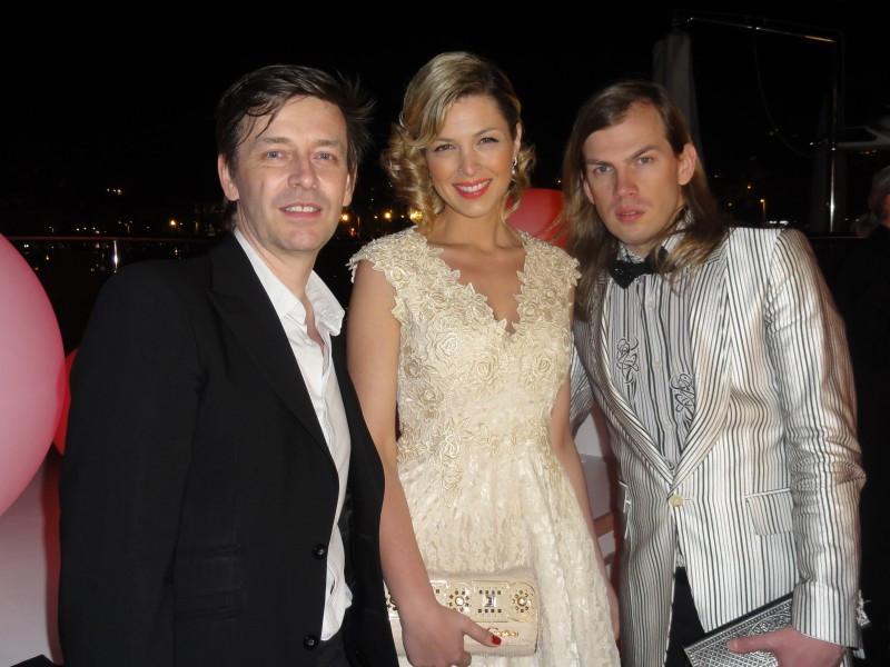 Christophe Guillarme, Eleonore Boccara et Thierry Marceau