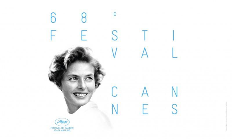 68eFestival de Cannes : L'affiche Ingrid Bergman
