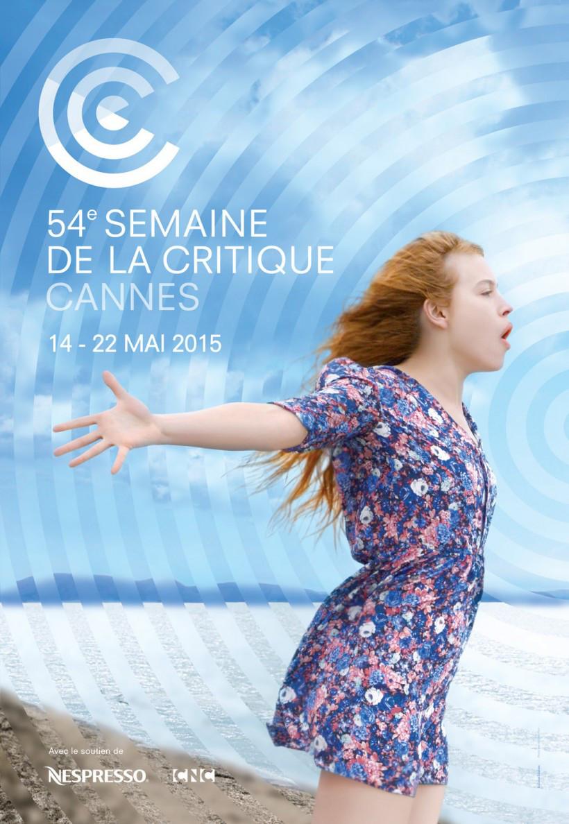 #cannes68 Affiche Semaine de la Critique 2015