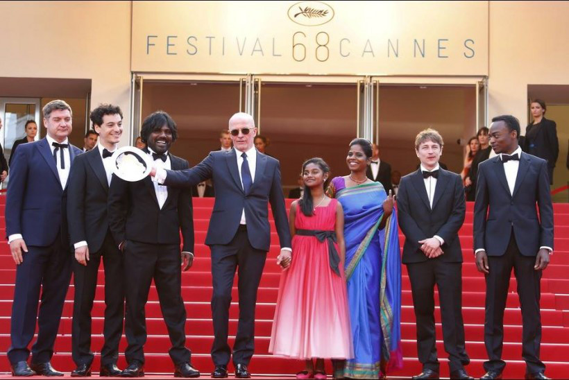 Jacques Audiard - Dheepan - Cannes 2015