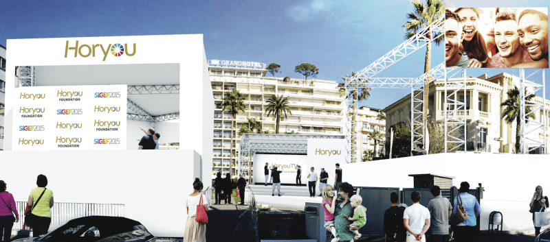 Le Village Horyou porte le Social Good sur l'avant-scène du Festival de Cannes
