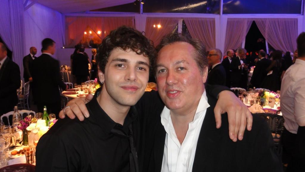 Xavier Nolan and Hugo Mayer