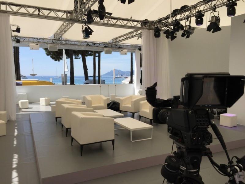 Plateau TV Horyou Village, Cannes 2015