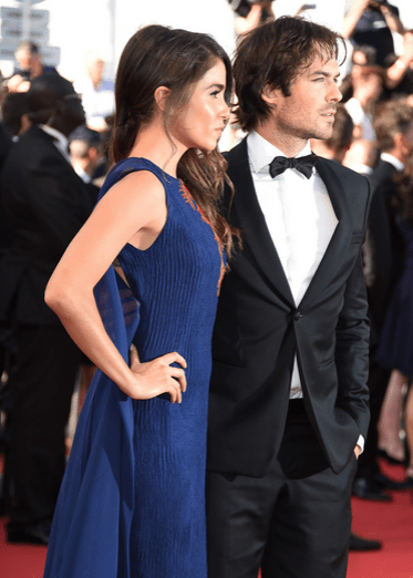 Ian Sommerhalder-Redcarpet-Cannes