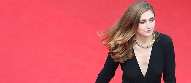 Julie Gayet recalée d'une soirée à Cannes !