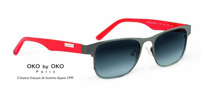 "Oko Eyewear ""Duo""       for Cannes 2015"
