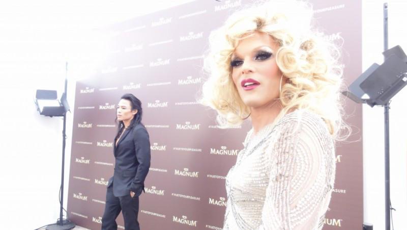 Willian Dragqueen, Magnum Cannes 2015