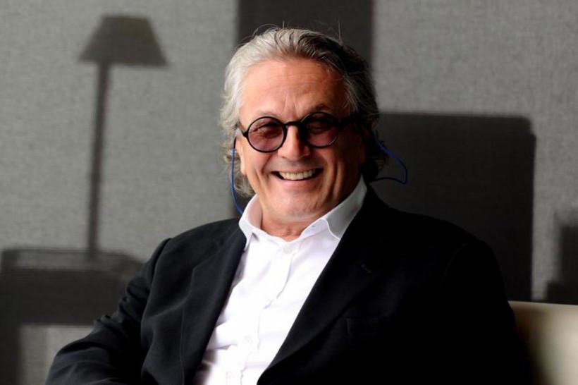 George Miller, President of Cannes film festival