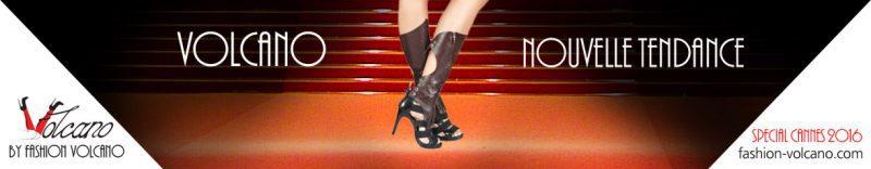 Fashion Volcano : Jambières et guêtres de mode