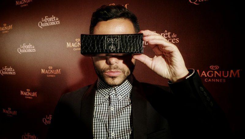 Alban Bartoli - Soirée Magnum - lunette OkO
