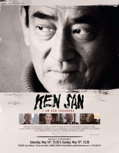 """documentaire """"Ken-San"""" sur le grand acteur du cinéma japonais Ken Takakura"""