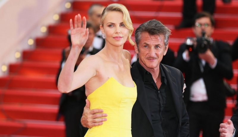 Charlise Theron and Sean Pean, Cannes 2015
