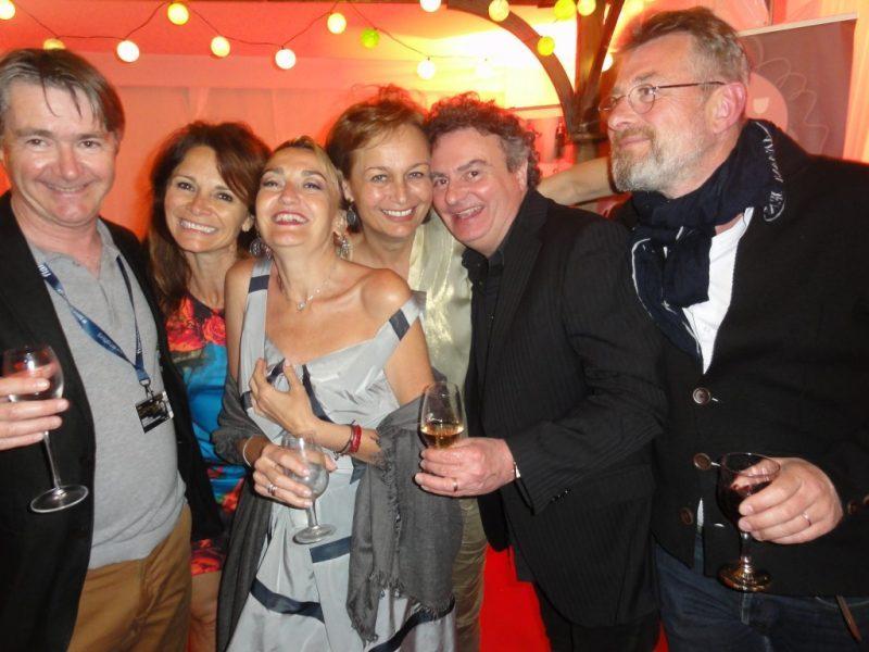 Party at Villa Ratapoil, Passions Prod. LA.