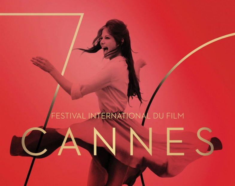 L'affiche du 70 ème Festival de Cannes