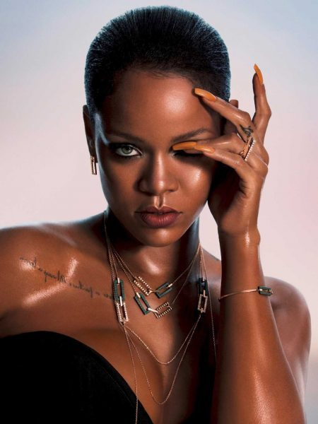 Cannes 2017 : Rihanna love Chopard !