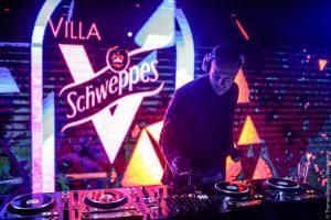 Fêtes & Soirées du 70e Festival de Cannes : La villa Schweppes