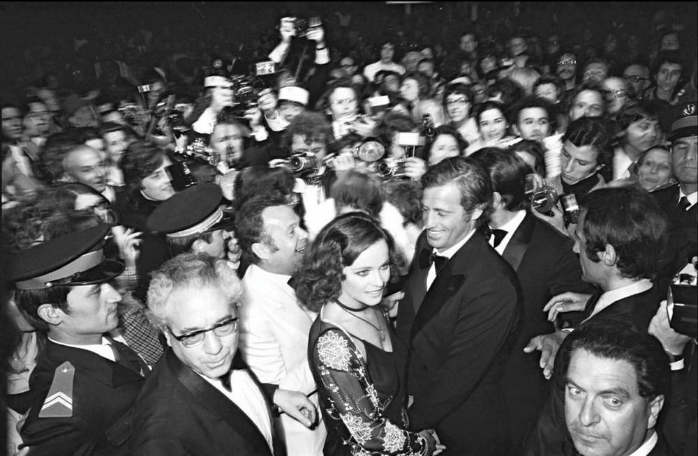 Cannes Film Festival in 1950s-70s – Souvenirs d'époque