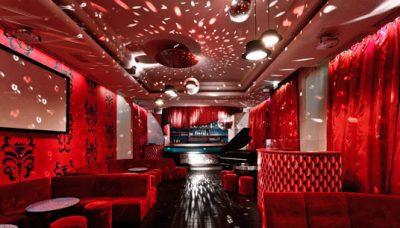 Mary J Blige en showcase privé à l'hôtel 314