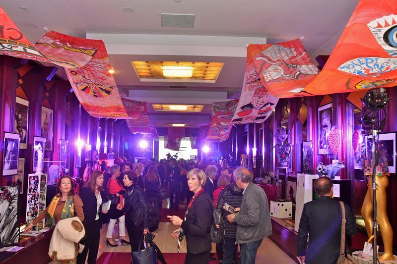 Expo : Jeux Hasard et Cinéma Palm Beach Cannes