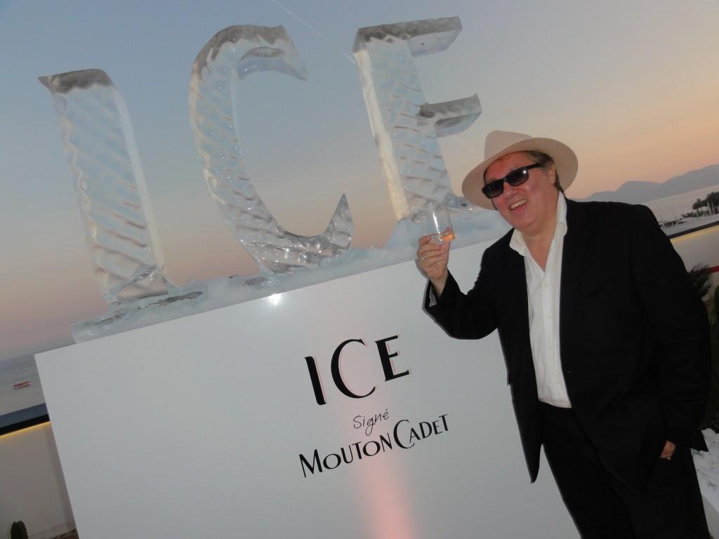 ICE Party Pool au Mouton Cadet Wine Bar