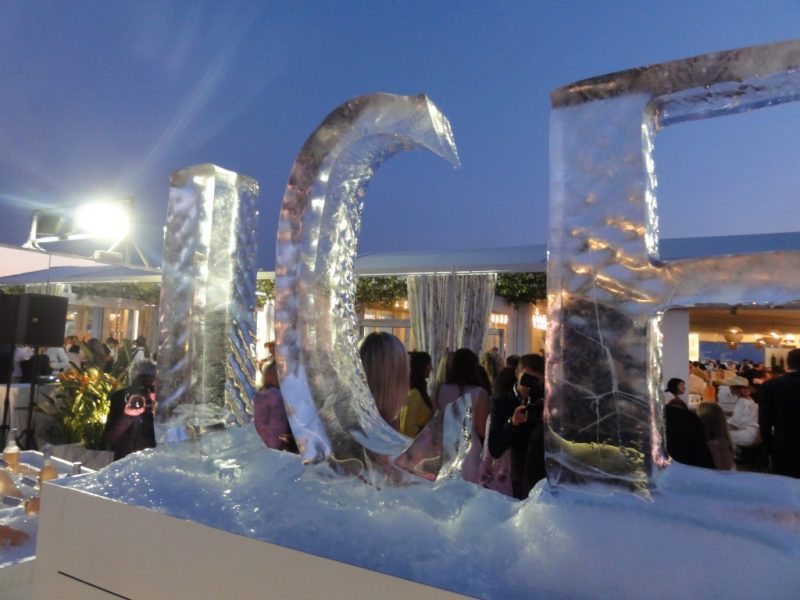 ICE Party Pool au Mouton Cadet Wine Bar