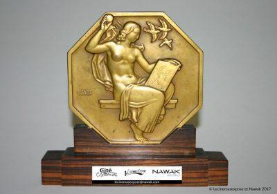 Exclusif On a retrouvé le trophée du 1er Festival de Cannes 1939