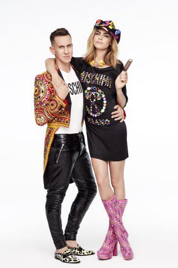 La marque de crèmes glacées Magnum annonce, ce mardi 9 mai, sa collaboration avec deux grands noms de la mode : Jeremy Scott et Cara Delevingne