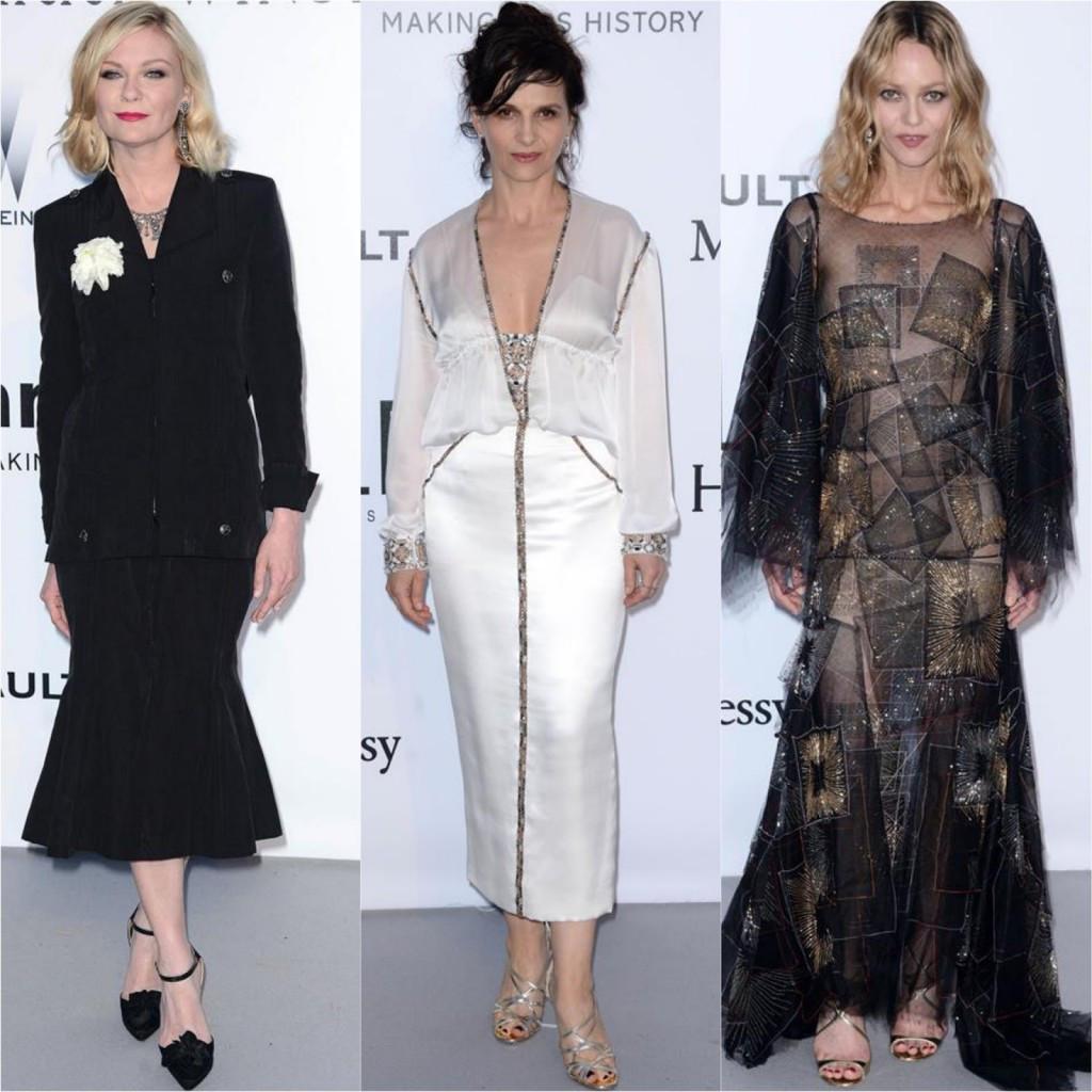 Cannes 2017 : Gérard Depardieu, Vanessa Paradis, Juliette Binoche...