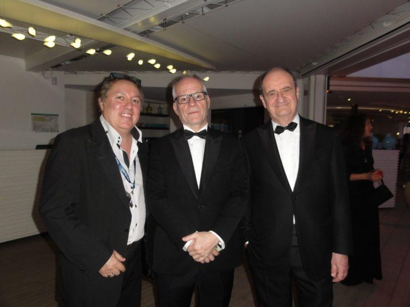 Opening Party du 70e Festival de Cannes