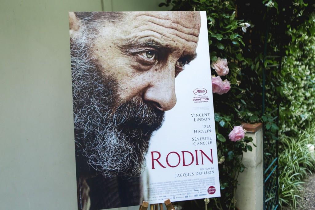 L^A.M.E accueille l'équipe du film RODIN avec Vincent Lindon