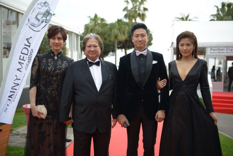 la soirée d'ouverture Sunny Media Asia Pacific au Grand Hôtel