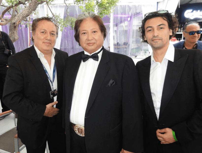 Sammo Hung et le Blog de Cannes : Sunny Media au Festival de Cannes