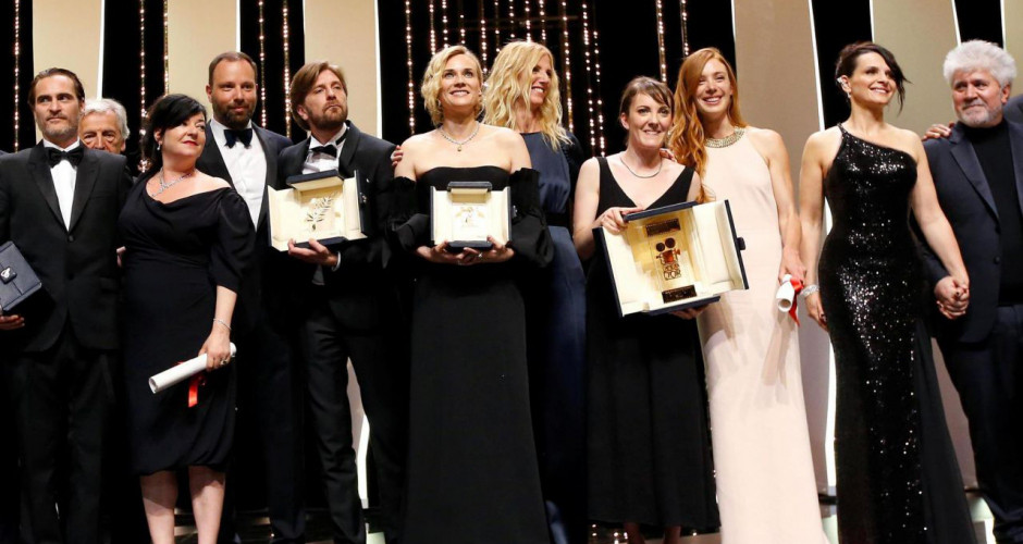 Cannes le palmarès 2017 du Festival du Film