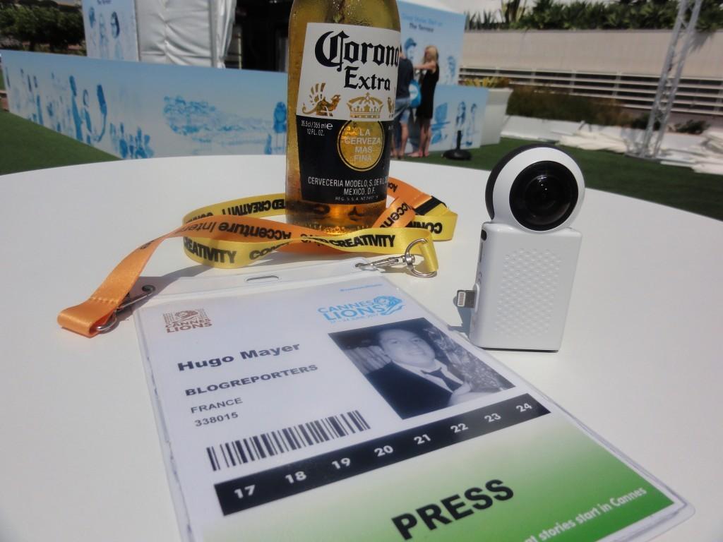 CANNES LIONS 2017 Festival du Marketing Web: Laura Dern, Grace Helbig, Snapchat