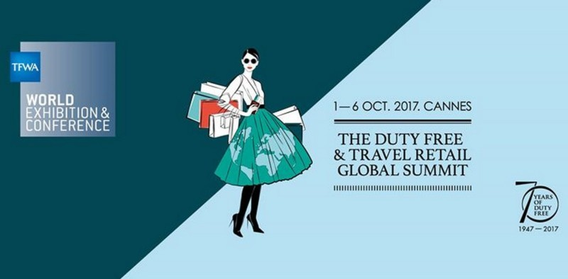 Tax Free World association (TFWA) International duty free Cannes